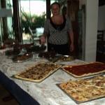 agriturismo zio cristoforo buffet 1