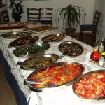 agriturismo zio cristoforo buffet